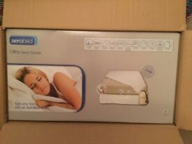 Aerobed Inflatable Ultra Divan Double Bed Brand New
