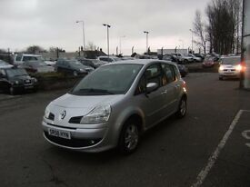 2008 58 RENAULT GRAND MODUS 1.5 DYNAMIQUE DCI 5D 86 BHP***GUARANTEED FINANCE***PART EX WELCOME***
