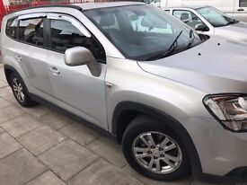 Chevrolet Orlando Lt Vcdi Auto Diesel 1998 Silver 2011 Private Seller from Romford
