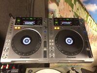 Pioneer Cdj 850 Professional usb/cd player