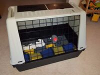 Dog Crate / Basket - for Car Boot (for small to medium sized dogs). £20 ono.