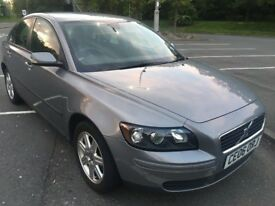 2006 VOLVO S40 1.6 S PETROL, MANUAL, SALOON, 2 OWNERS FROM NEW, FULL MOT, ONLY 81K, DRIVES VERY WELL