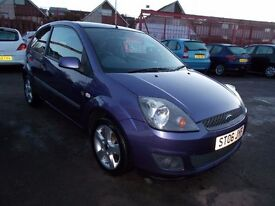 *FORD FIESTA FREEDOM*2006*EXCELLENT CONDITION*1 OWNER*5 STAMPS*BARGAIN TRADE IN TO CLEAR ONLY £995*