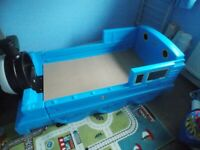 thomas the tank bed frame very good condition