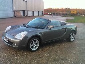 2003(53) Toyota MR2 1.8 VVTi Roadster Leather Only 60000 miles