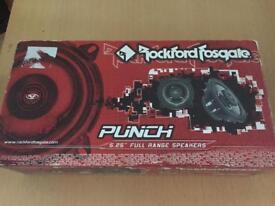 Rockford fosgate car speakers