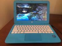 HP STREAM 14-AX050SA 14 LAPTOP – *BLUE. *FANTASTIC CONDITION. *PRICE DROP - QUICK SALE!
