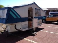 Pennine Sterling 6 Berth Trailer Tent. Very good clean condition. Ready to go.