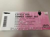 Little Mix tickets at Southampton 8th July