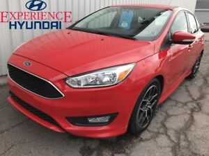 2015 Ford Focus SE FACTORY WARRANTY | GOOD FUEL ECONOMY | ALLOYS