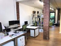 Office Space in shared office in Twickenham one desk available. Prestigious Mews Development
