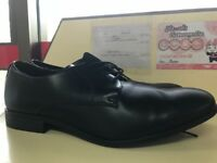 Brand new formal black shoes, size 44