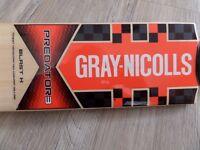 Brand new - Gray Nicolls Predator 3 Blast H Junior Cricket Bat