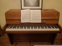 Zender Upright Piano (needs pick up)