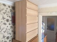 IKEA CHEST OF DRAWERS IN GOOD CONDITION // FREE DELIVERY TO 5MILES