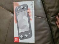 Nintendo switch lite console excellent condition