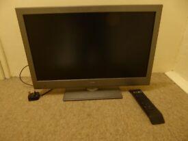 """Bush 23"""" colour TV with controller"""