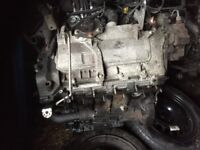 07 MERCEDES A160 DIESEL ENGINE WORKING GOOD AND TESTED 79000 MILES