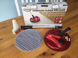 Ewbank cordless floor polisher.