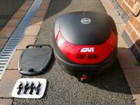 Motorbike or Scooter Top box - Givi