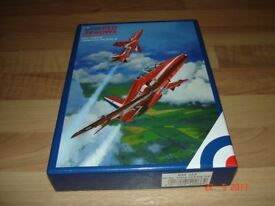 Jigsaw of the Red Arrows