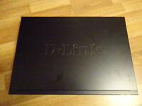 untested network switch D-Link