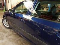 Skoda Octavia ambiente TDI 5 doors, Blue colour 1.9 TDI , Diesel
