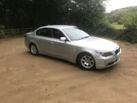 2004 BMW 535 D SPARES REPAIR MOT,D DRIVEAWAY