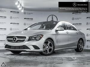2015 Mercedes-Benz CLA250 Coupe Edmonton Edmonton Area image 1