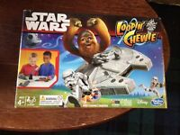 star wars loopin chewie game , new in box and unopened