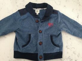 Ted Baker jumper / cardigan 6-9 months great condition
