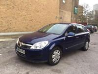 2009 VAUXHALL ASTRA 1.6 PETROL MANUAL MILEAGE ONLY 66000