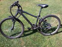 Dawes 21 Speed Aluminium Bike + Lock