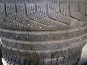1 pirelli sottozero 245/40r20 like new