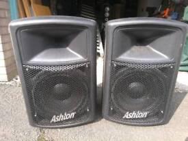 Disco/ Karaoke Speakers
