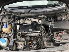 Volkswagen Golf Mk4 PD130 Engine & Shell