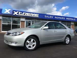 2005 Toyota Camry SE/ LOW-MILEAGE/ CAR-PROOF ATTACHED