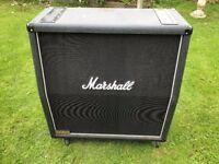 Marshall JCM900 1960A - Angled Guitar Amplifier Speaker Cabinet