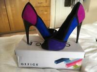 Office shoes, size 6