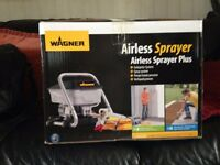 Wagner Airless Spray plus 625w