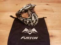 Fusion Cammo Thermal Paintball Goggles