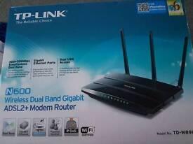 Tp-link n600 adsl2+