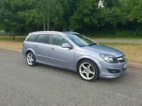 VAUXHALL ASTRA ESTATE SRI 1.9 DIESEL LOW MILES £2295