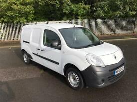 2013 registered 13 plate Renault a Kangoo Maxi LWB, Buy it from only £23 per week