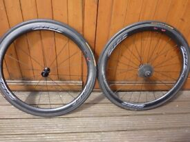 ZIP 303 Firecrest Carbon Road Bike Racing Wheels