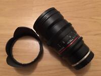 Samyang 24mm t1.5 Cine Lens (E-Mount)