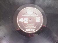 UB 40 45 Record