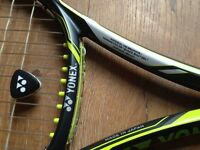 YONEX DR98 Tennis racket (almost NEW)
