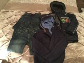 6-7 yrs boys clothes bundle