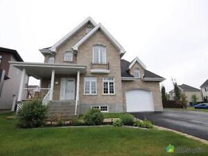 435 000$ - Maison 2 étages à vendre à Repentigny (Le Gardeur)
